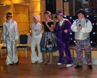 Wedding disco at Rosspark