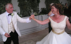 1st dance at Crom castle